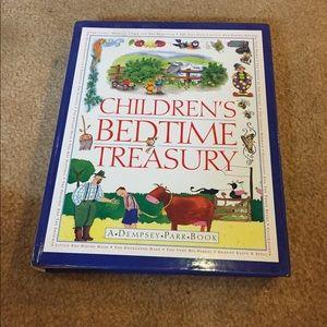 Children's bedtime treasures